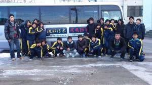 長野県の「松商学園剣道部 3年生保護者」様よりマグネットシートのご注文をいただきました